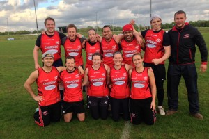 33. recovering with the Manchester Touch team
