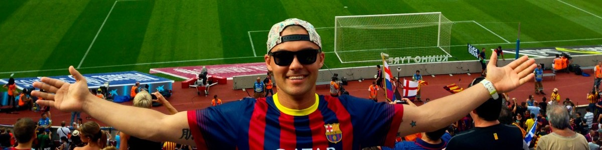 Barca game wide