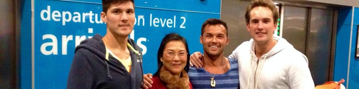 2015 June - Sydney Airport